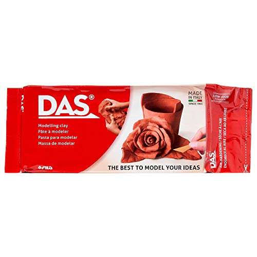 DAS Air-Hardening Modeling Clay, 2.2 Pound Block,