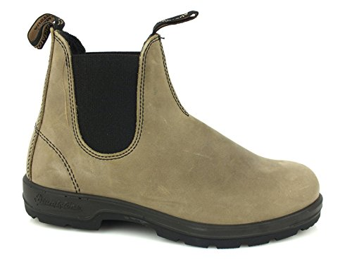 Blundstone Mens 567 Leather Boots grigio
