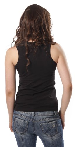 Innocent Lifestyle - Camiseta sin mangas - para mujer negro
