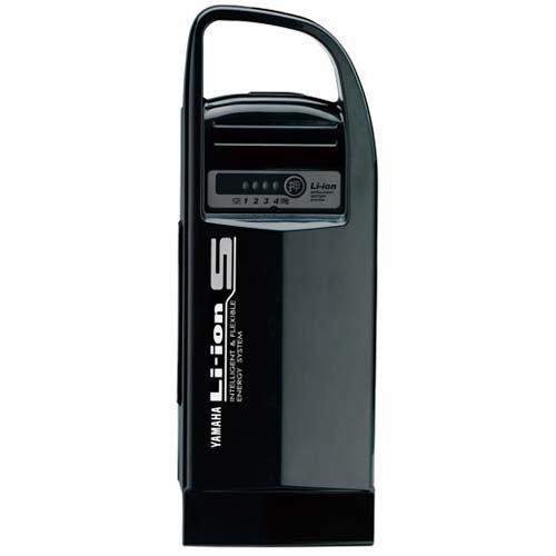 ヤマハ電動自転車パスPAS リチウムイオンバッテリー'04~'10モデル対応 X54 容量4.0Ah ブラック(品番907932511100)   B01KPW17U4