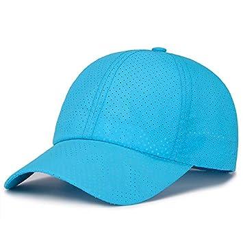 PANPANY Gorra de Béisbol Casual Hats Sombrero Sol al Aire Libre ...
