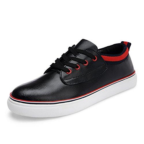 Chico mujer zapatos blancos/La versión coreana de los zapatos de Joker/zapatos de verano arte estudiante mujer/calzado respirable B