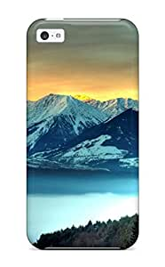 High Quality AnnDavidson Inuyasha Desktop Nature Skin Case Cover Specially Designed For Iphone - 5c