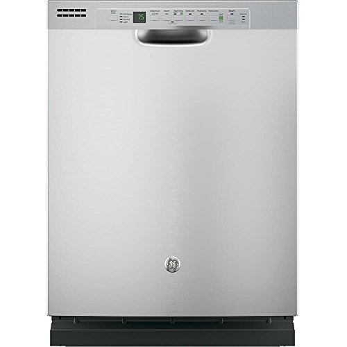 GE GDF610PSJSS 24″ Energy Star Built In Dishwasher with 16 Place Settings in Stainless Steel
