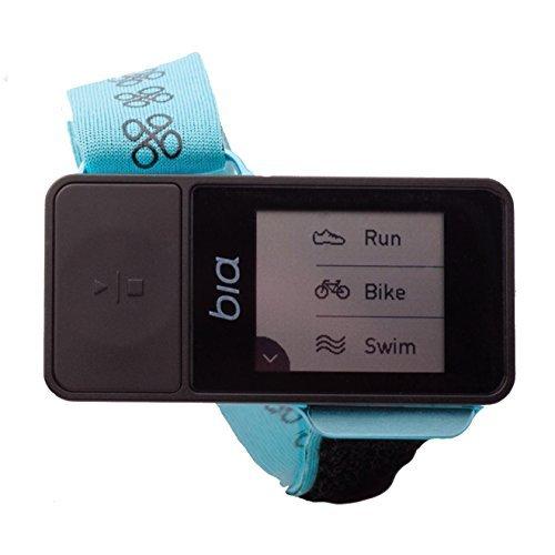 Bia Multisport GPS Watch, Pure Joy Turquoise