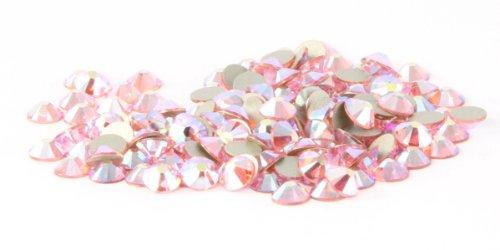- SS20 Swarovski Rhinestones - Light Rose AB (1 Gross = 144 pieces)