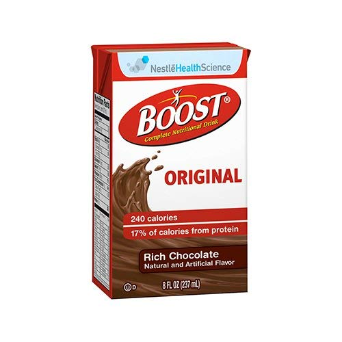 Boost Rich Chocolate Flavor 8 oz. Carton Ready to Use, 10043900675388 – Each