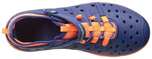 Stride Rite Made2Play Phibian Jungen Sneakers / Sandalen / Wasser Schuhe Navy