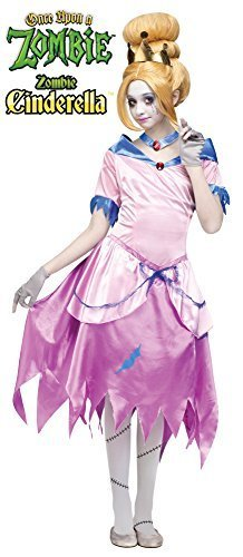 Once Upon a Zombie Cinderella Costume