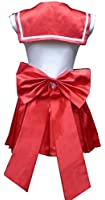 Sailor Moon Costume Dress Tie for Girls Customized Any Size