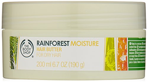 The Body Shop Rainforest Moisture Hair Butter, Regular, 6.7