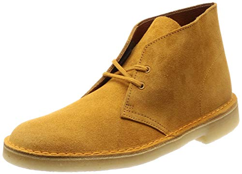 Boot Polacchine Originals Tumeric Clarks Desert Uomo qwPExtWtS0