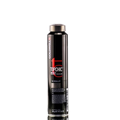 Goldwell Topchic Hair Color Coloration (Can) 8NN Light Blonde - Extra 4021609002055
