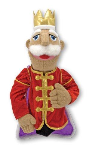 Melissa & Doug - 13890 - King Puppet - Doug King Puppet