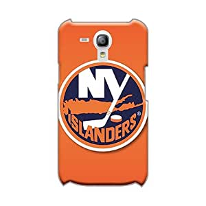 Shock Absorbent Hard Phone Case For Samsung Galaxy S3 Mini With Support Your Personal Customized HD New York Islanders Pattern RandileeStewart