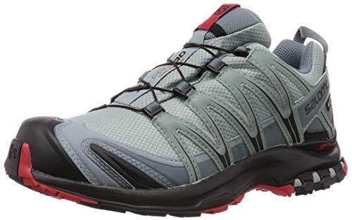 Salomon XA Pro 3 Herren Sneaker Trekking Wanderschuhe Blau, Größenauswahl:44 23