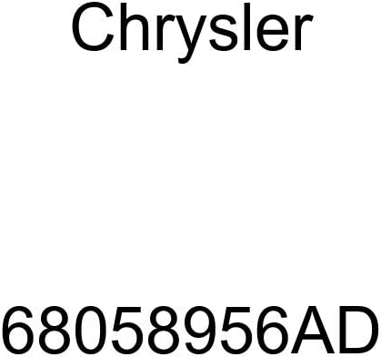 Genuine Chrysler 68058956AD Body Suspension Tower