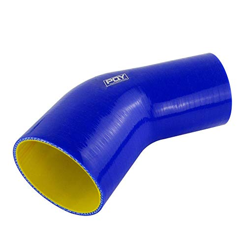 Wovemster 63mm-76mm 45 Degree Silicone Tube Turbo Intake Pipe Automotive Accessories Silicone Air Intake Hose: Amazon.co.uk: Kitchen & Home