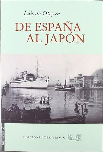 Descargar libros gratis para iphone 5 De España al Japón (Viento Simún) RTF