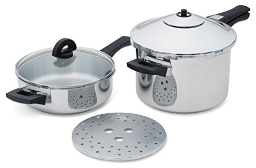 (Kuhn Rikon Duramatic Pressure Cooker Set 30324)