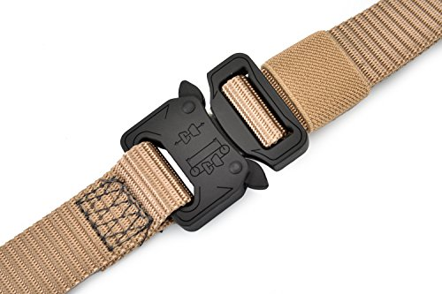 Ayli Tactical Rigger's Web Belt Military Heavy Duty Nylon