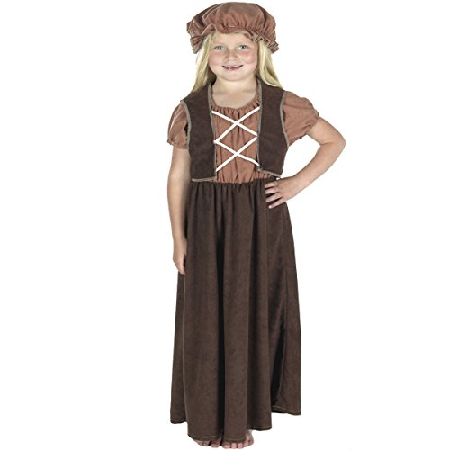Little Nell Costume for Kids 8-10 - Nell Of North
