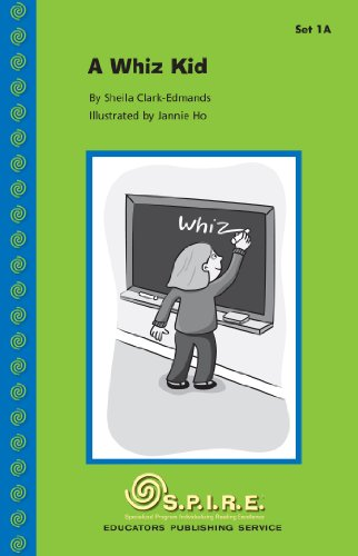 S.P.I.R.E. Decodable Readers, Set 1A: A Whiz Kid (SPIRE) (Whiz Sp)
