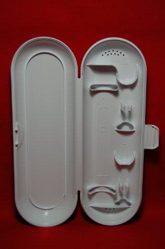Philips Sonicare FlexCare & Case Voyage plastique blanc sain