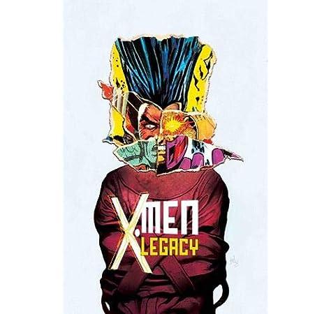 Amazon Com Legion Son Of X Vol 1 Prodigal X Men Legacy Legion Son Of X 9781302910594 Spurrier Simon Huat Tan Eng Molina Jorge Books