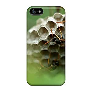 Williams6541 Snap On Hard Case Cover Wasp Hives Conew Protector For Iphone 5/5s