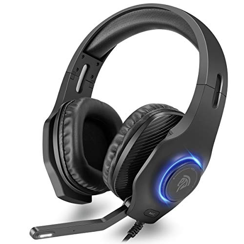 EasySMX Gaming Headset for PS4, Xbox One...