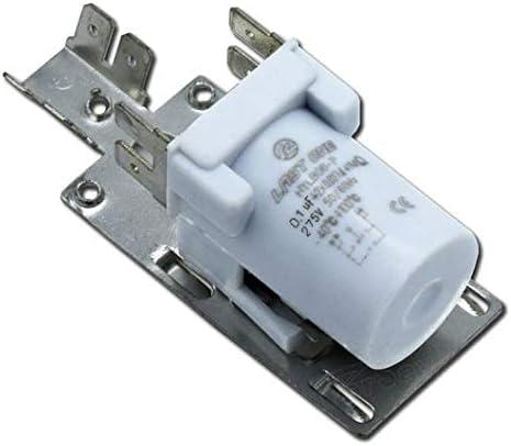 ANCASTOR Condensador antiparasitario de Lavadora 250V