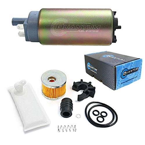 HFP-PPN17-KTM Fuel Pump with Strainer and Filter Replacement for KTM 1290 Super Adventure/1290 Super Duke/990 Super Duke/990 SuperMoto EFI Replaces 60307088000, 61007088200