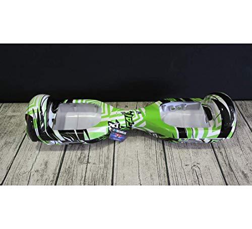 Oviboard.es Carcasa para Hoverboard – Carcasa Patinete eléctrico 6,5″