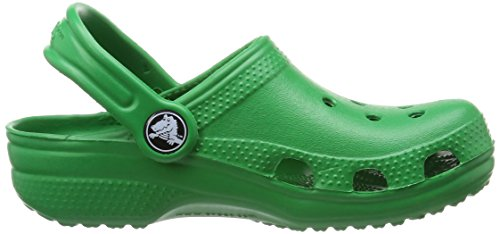 Zoccoli Child Classic Crocs Mix Green kelly Kids Green IqwZZnURE