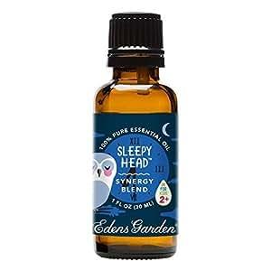 Edens garden sleepy head essential oil synergy - Edens garden essential oils amazon ...