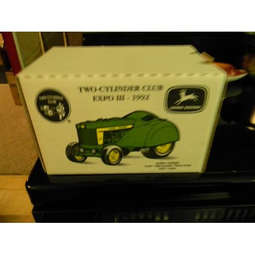 1/16 John Deere 620 Two-Cylinder Club Expo...