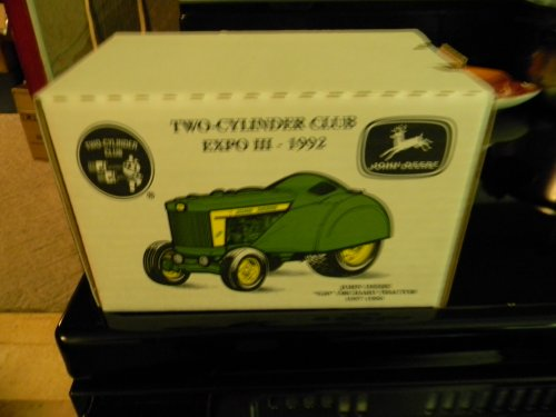 1/16 John Deere 620 Two-Cylinder Club Expo III 1992