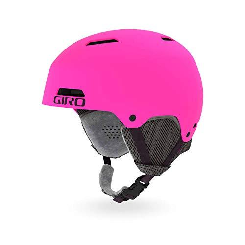 Giro Crue Kids Snow Helmet Matte Bright Pink XS 48.5-52cm