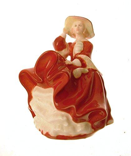 - Royal Doulton Top O the Hill Hn3499 Miniature Figurine