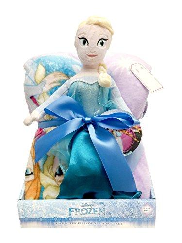 Twin Hugger Comforter Set (Disney Frozen 62