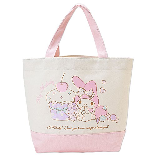 [My Melody] 2 WAY tote bag insulated bag
