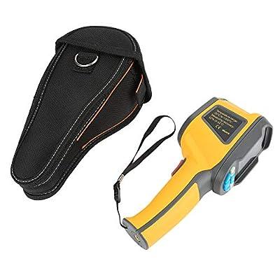 Infrared Thermal Imager Camera,HT-02 Handheld IR Thermal Imaging Camera Color Display 6060 Resolution Thermal Imager