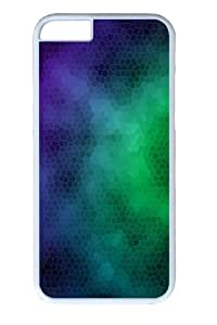 Cells Custom iphone 6 plus 5.5 inch Case Cover Polycarbonate White