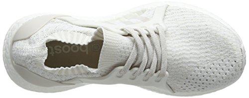 adidas Ultraboost X, Zapatos Para Correr Mujer, Blanco (Ftwbla/Griper/Balcri), 36 EU