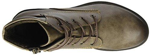 Tamaris Damen 25117 Combat Boots Braun (sigaar)