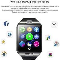 MXECO Smart Watch Men Q18 con pantalla táctil Soporte de batería ...
