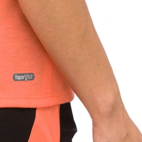 The North Face S/S Reaxion Tee Women orange