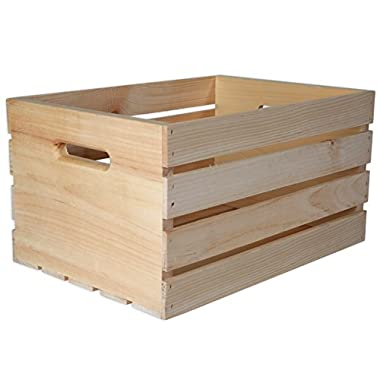 Demis Decorative Storage Crate