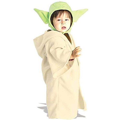 Star Wars Yoda Toddler Costume (Judge Robes Costume)